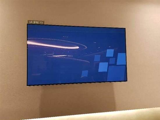 OLED屏幕出现烧屏问题 LG回应或为个别现象