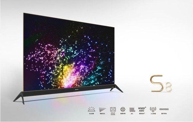 创维高端OLED电视跌破万元 为OLED电视市场首例
