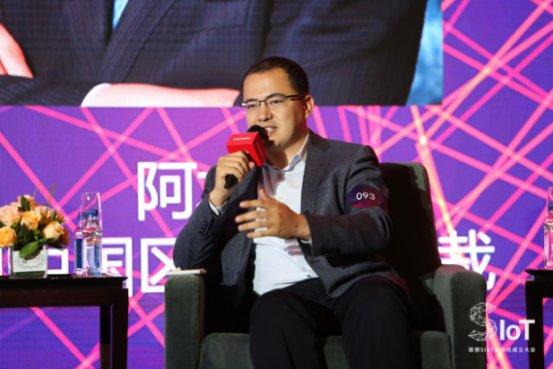 联想贾朝晖:构建跨界、开放、务实、共赢的SIoT合作社