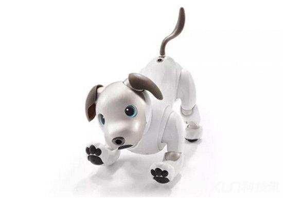 SONY新品机械狗aibo增加AI功能 发售四个月售出1.1万只