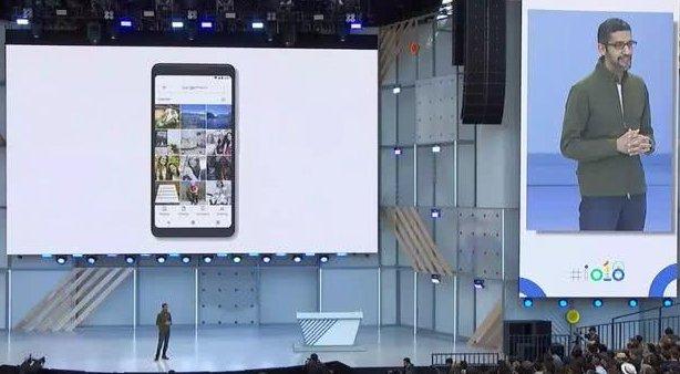 谷歌开发者大会上:AI就是唯一,AR/VR全缺席