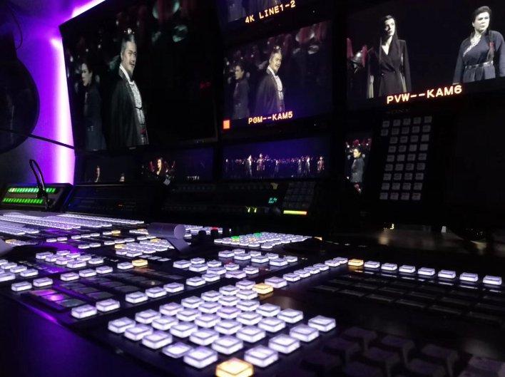 史诗级歌剧《马可·波罗》完成4K录制 4K花园全程提供技术支持