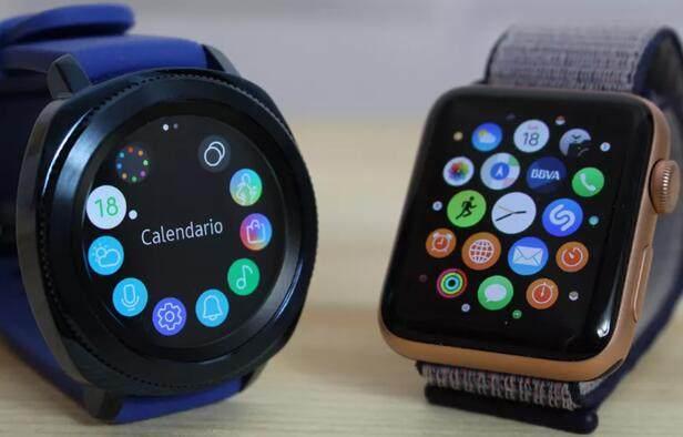 """苹果获圆形显示屏专利 或预示Apple Watch将""""变脸"""""""