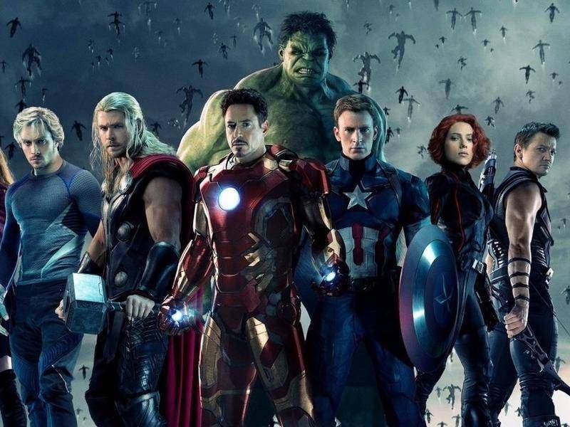 《复联3》上映:欢迎来到只有漫威才能拯救的世界