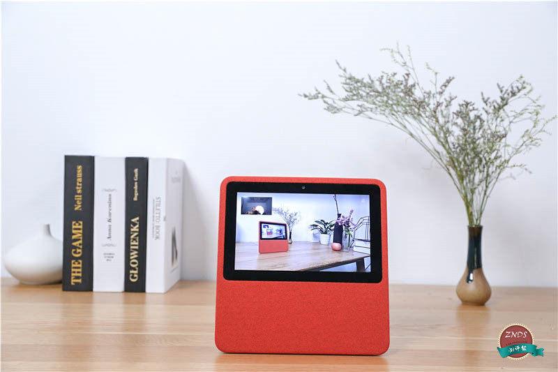 智能音箱有个屏是一种什么体验?小度在家视频音箱详评