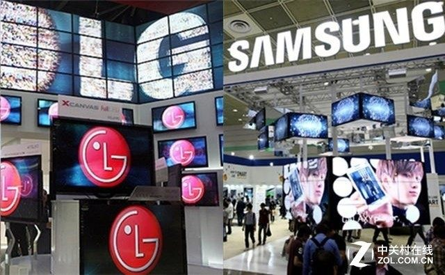 面板价格谈不拢 三星与LG面板合作要黄了?