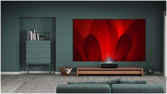 海信推出80吋激光电视新品,全面突击65吋以上市场