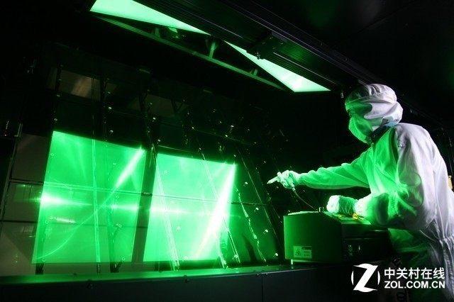 Q1大尺寸面板产值衰退10% 国内产商开始加速布局