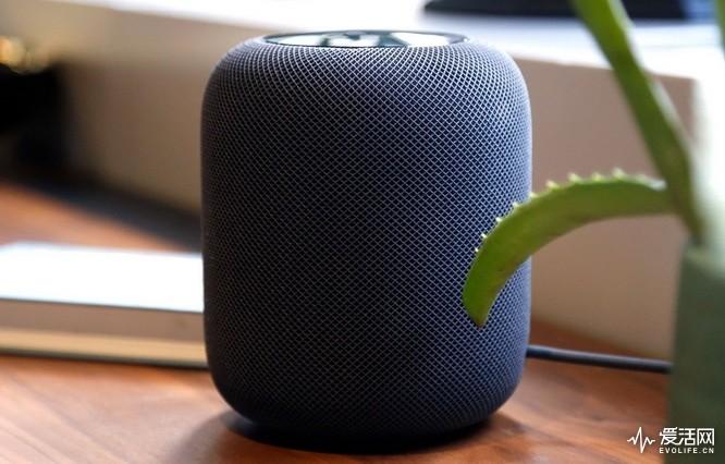 苹果HomePod一季度销量惨淡 市场份额不敌天猫精灵