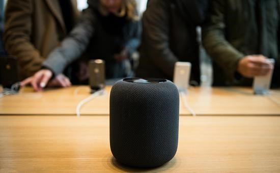 廉价的智能音箱 看上去更像一种玩具