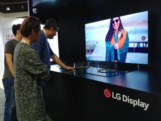LCD诞生50周年:LG Display SID特别展馆迎未来