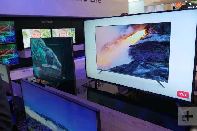 科技早报 TCL集团427亿建新面板生产线;4月OTT大屏数据解读