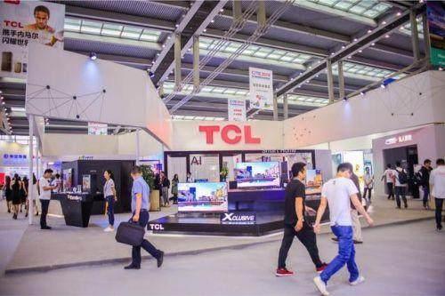 TCL电视2017年出货量全球市占率10.9% 仅次于三星和LG