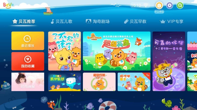 六一好物|收藏夹公开!电视上好用的儿童软件都在这儿了!