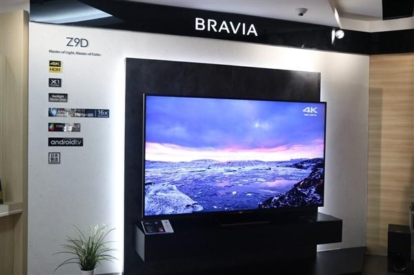 8K电视即将爆发!三星京、东方等屏幕厂商加快8K面板研发