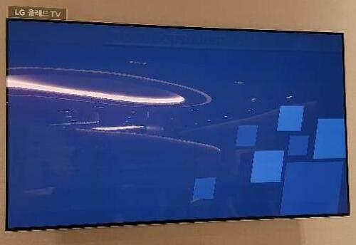 外媒:韩国机场LG OLED电视烧屏事件后续 已更换为LCD屏幕
