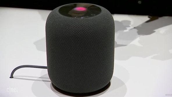 苹果HomePod智能音箱将于6月18日在加拿大法国德国开售