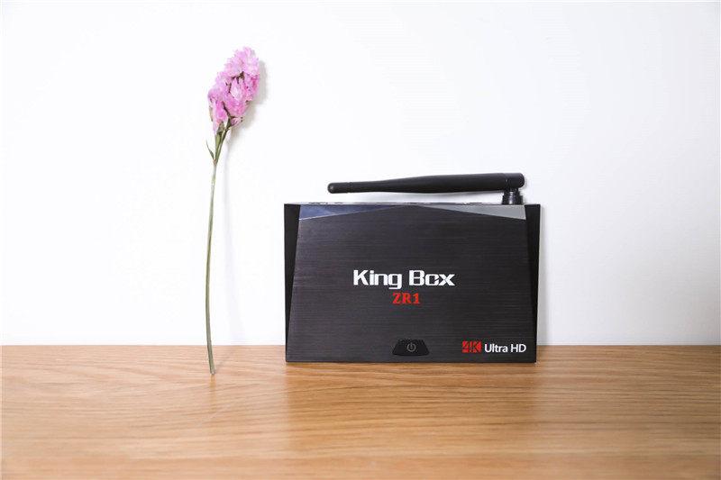性价比超高的真4K机顶盒!KingBox ZR1电视机顶盒深度评测