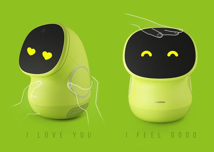 618五折狂欢!ROOBO儿童教育机器人暖萌来袭!