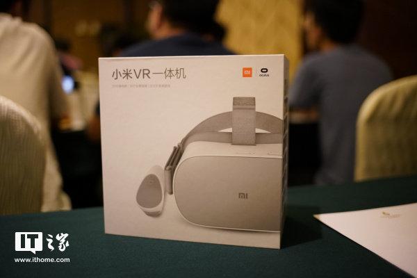小米VR一体机到底怎么样?重点都在这里了