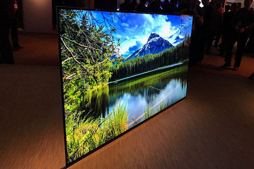 外媒:今年一季度全球OLED电视出货量同比大增115.8%