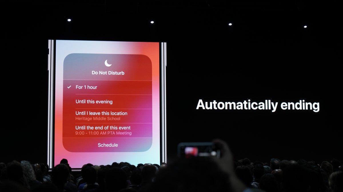 苹果WWDC2018发布会干货大汇总!重点都在这里了!