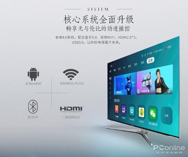 海信E9新品智能AI电视618当天发售 限量300台!