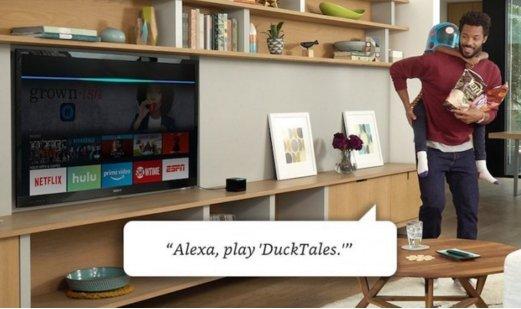 亚马逊4K杜比全景声机顶盒Fire TV Cube开启预订