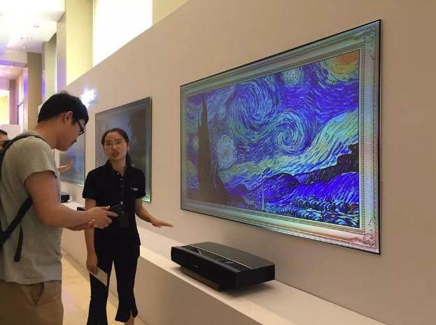 为什么激光电视要分单色、双色、三色?完美激光电视还有多远
