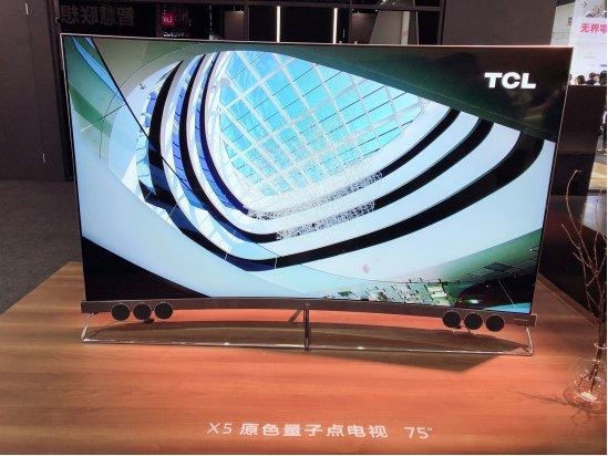 CES Asia 2018现场直击:8K、OLED、墙纸电视都如期而来!