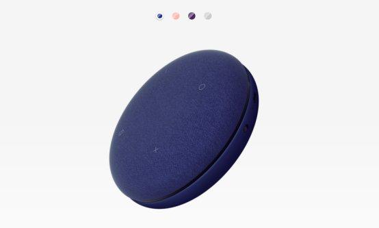 Rokid发布智能音箱新品Rokid Me:内置语音助手 售价799元