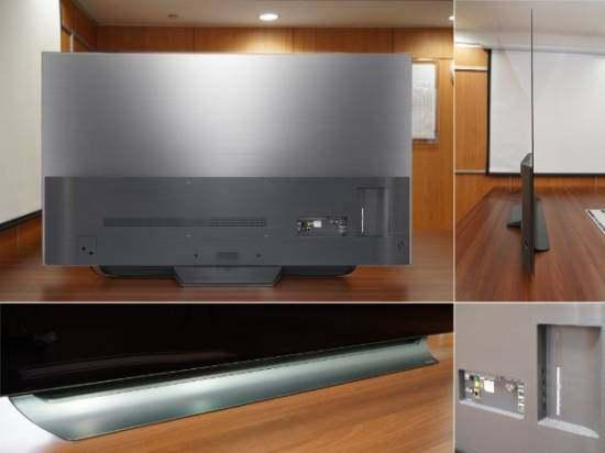 高端OLED电视终极PK!LG C8与索尼A8F详细对比评测