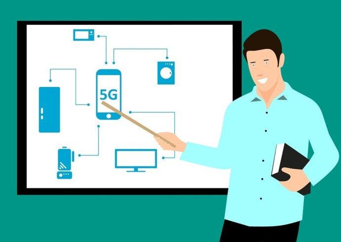 外媒:中国将成为最大的5G市场