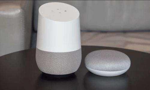 智能音箱市场潜力巨大 谷歌、亚马逊各自为王