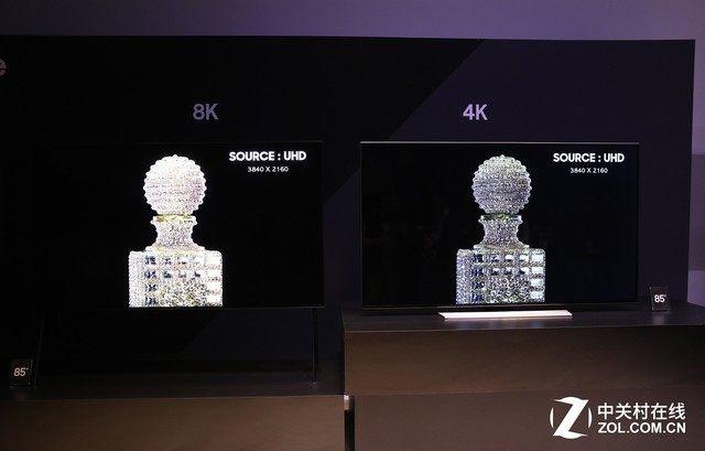三星年度旗舰电视Q9S将亮相:8K分辨率 支持游戏模式
