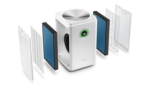 """为什么大半个中国都在疯抢一台叫""""静净""""的空气净化器?"""