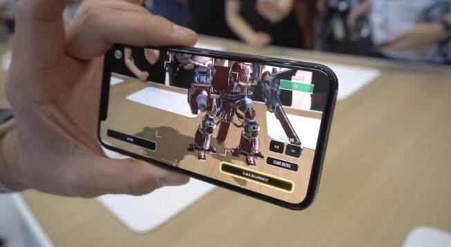 AR或为苹果带来110亿美元收入