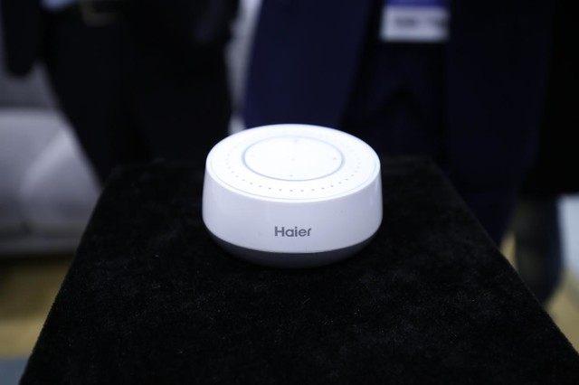 集美貌与科技于一身 海尔智能音箱新品曝光