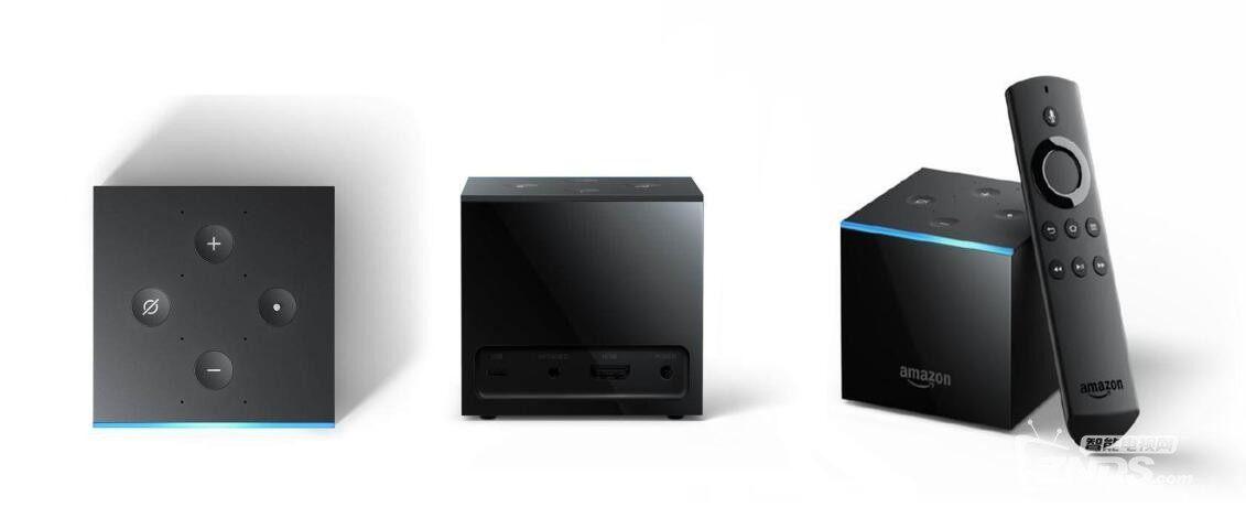 Echo和电视盒子合体了?亚马逊FireTVCube机顶盒来了!