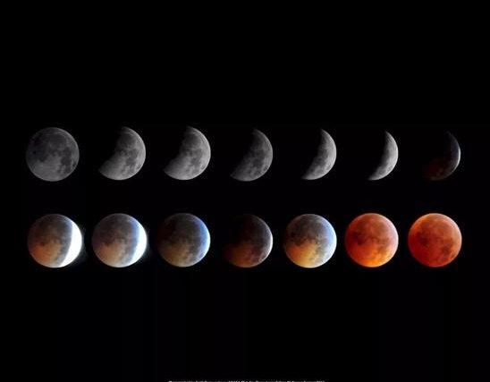 """就在今晚!15年一遇的""""火星大冲""""遇上""""红月亮""""来啦!"""