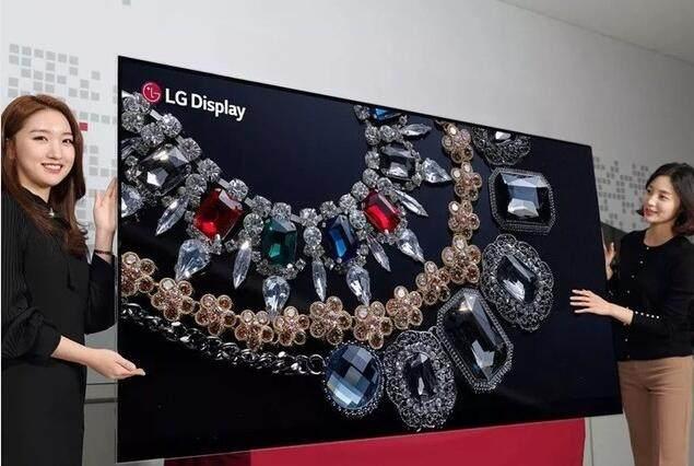 LG电视占有率第一