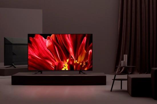 索尼A9F/Z9F电视新品震撼发布 将于8月中下旬上市