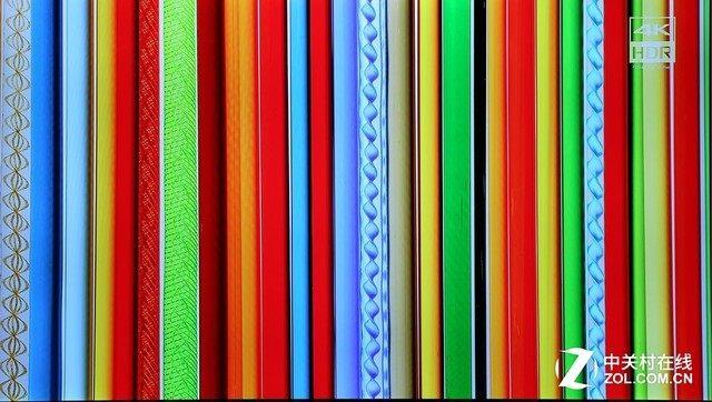 飞利浦55PUF7893/T3量子点电视评测 每一帧画面都栩栩如生