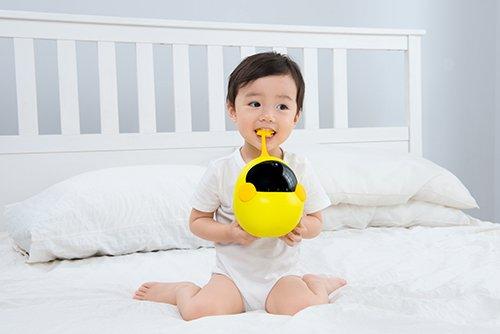 分龄熏听是宝宝教育启蒙的关键,布丁迷你豆帮大忙