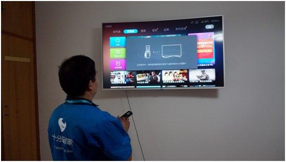 直击:超级电视与TCL十分到家合作后的真实售后服务现场