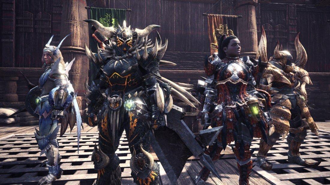 《怪物猎人 世界》成Steam首发销量最高新作