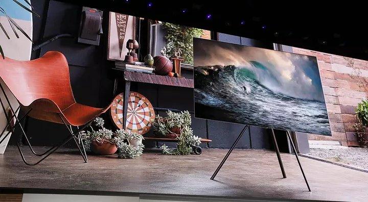 三星将于下月发布电视新品 支持8K的旗舰电视或许不止一款