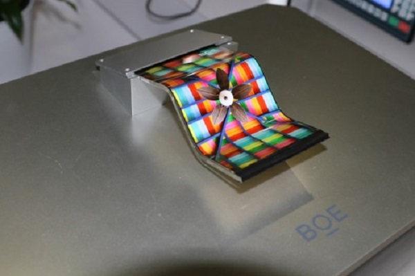京东方陈炎顺:未来将更多关注柔性OLED领域