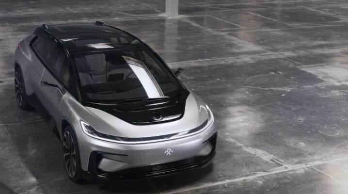FF 91首台预量产车明日下线 贾跃亭将现身与团队庆祝