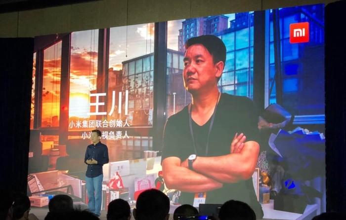 小米电视成中国第一!王川承诺元器件再涨价,电视不涨价